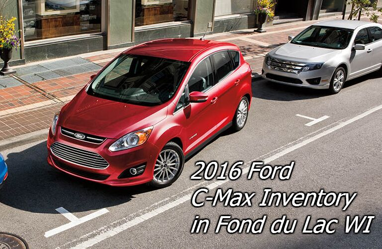 2016 ford c max hybrid fond du lac wi. Black Bedroom Furniture Sets. Home Design Ideas