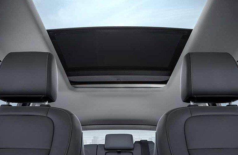 2017 ford escape with sunroof