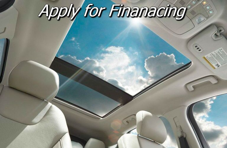 apply online for financing for a new ford in fond du lac