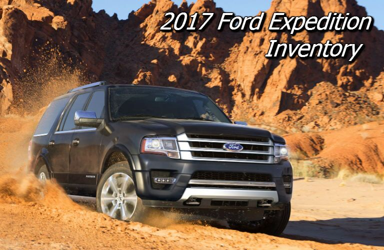 deals on the 2017 ford expedition in the fox valley