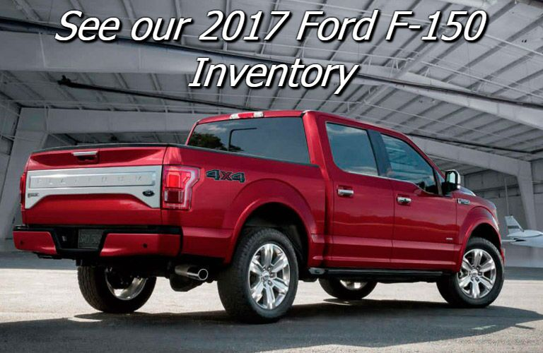 deals on the 2017 ford f-150 in fond du lac county