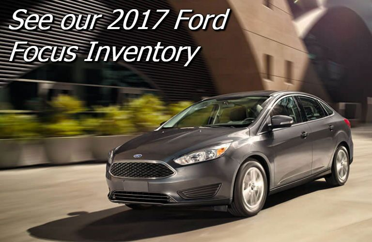 deals on the 2017 ford focus in fond du lac wi