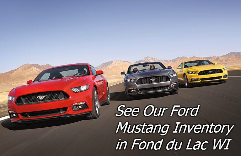 deals on the 2017 ford mustang in fond du lac