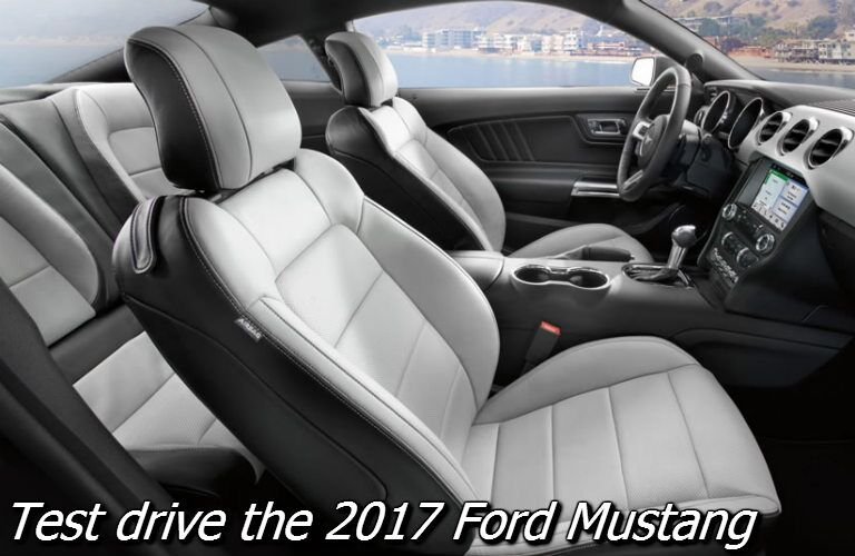 where can i test drive the 2017 ford mustang near appleton?