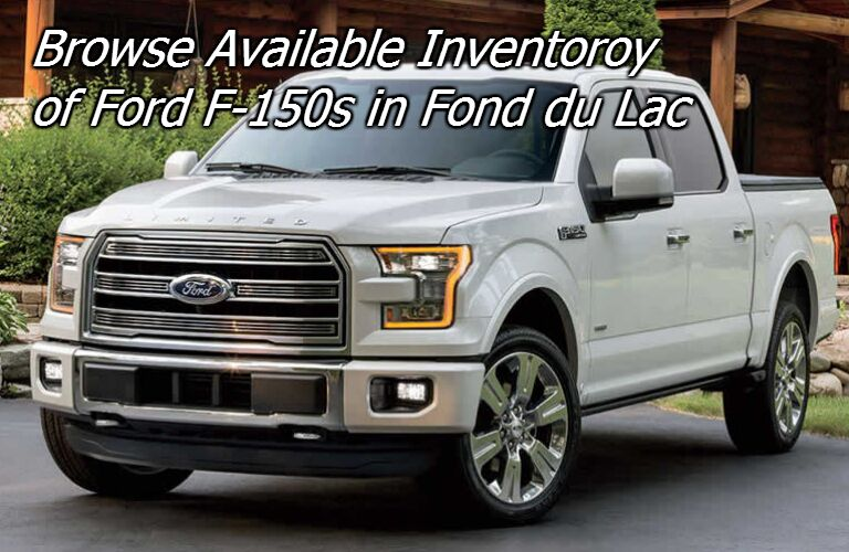 2016 ford f 150 fond du lac wi. Black Bedroom Furniture Sets. Home Design Ideas