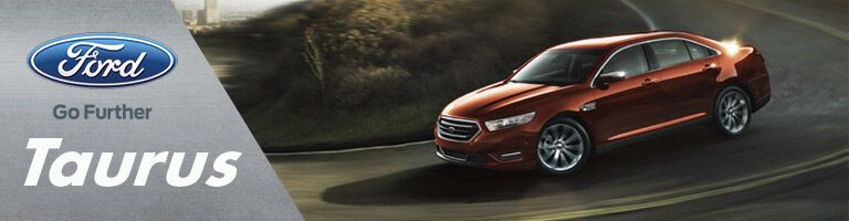 new ford taurus at holiday ford