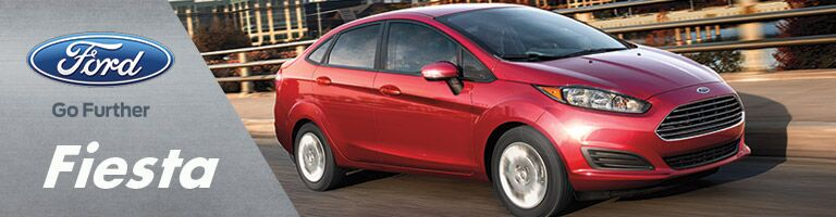 new ford fiesta at holiday ford