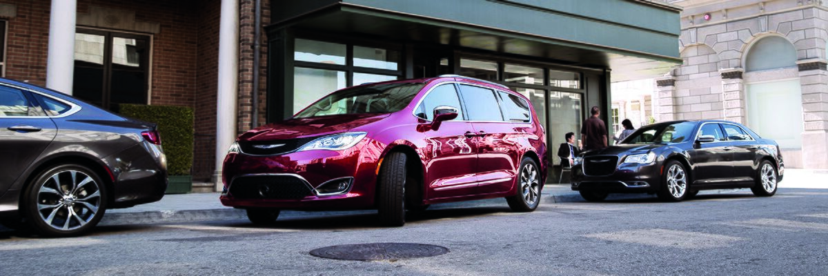 2017 Chrysler Pacifica is a stylish new minivan