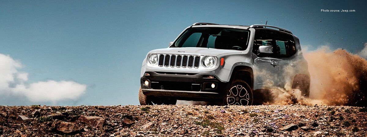 Jeep Patriot at Hollywood Chrysler Jeep