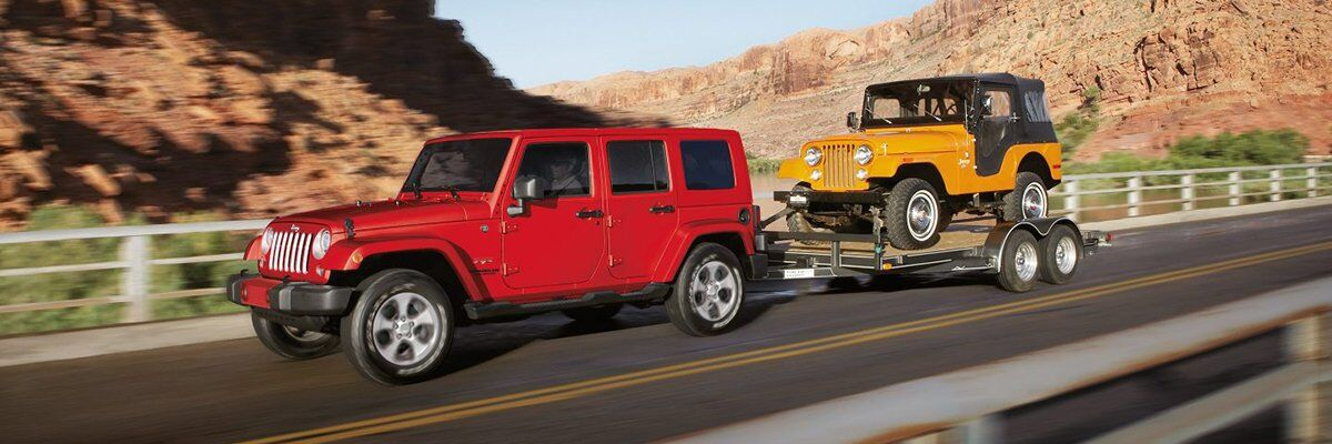2017 Jeep Wrangler Unlimited  Performance
