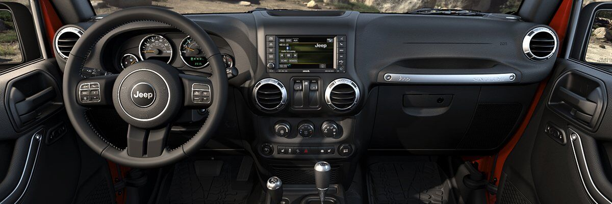 2017 Jeep Wrangler Unlimited  Technology