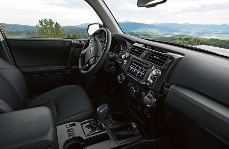 2016 Toyota 4Runner Front Interior Seating