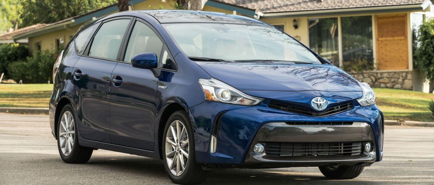 2016 Toyota Prius v serving Springfield, MA