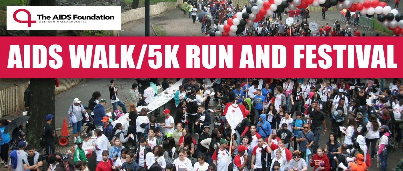 AIDS Walk/5K Run and Festival Westfield MA