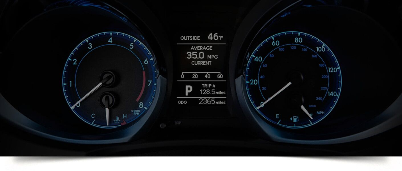 What Are Toyota Dashboard Warning Lights and Indicators?
