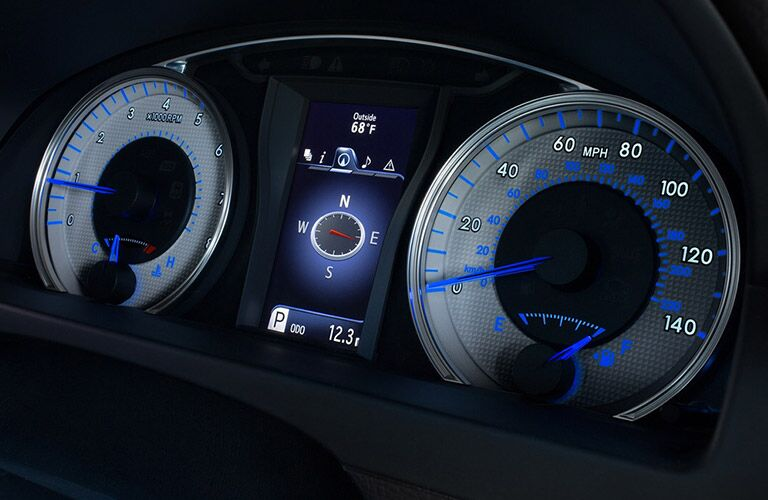 New Toyota Console