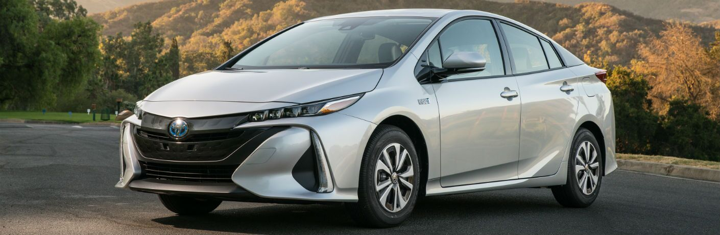 2018 Toyota Prius Prime Exterior Driver Side Front