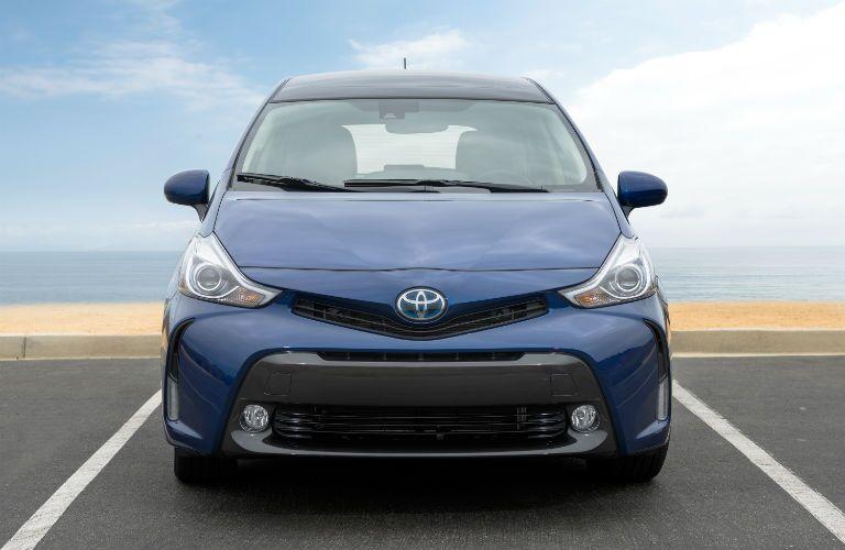 2018 Toyota Prius v Exterior Front Fascia