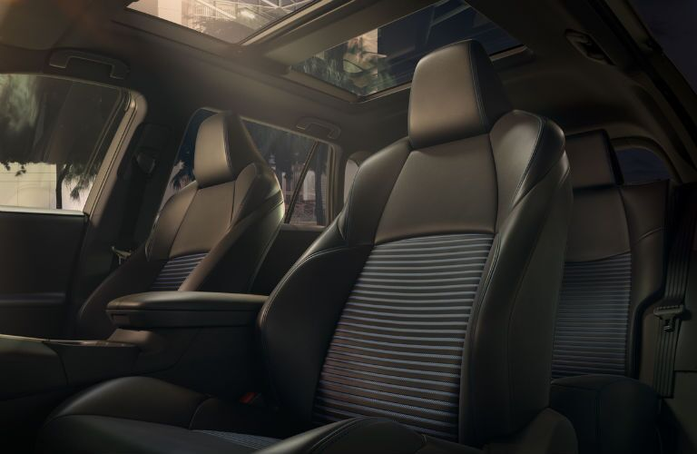 2019 Toyota RAV4 Hybrid Interior Cabin Seating