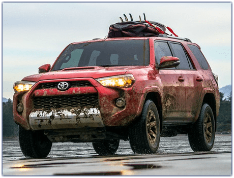 Arlington Toyota Il >> The 2016 Toyota 4Runner Chicago IL - Arlington Toyota