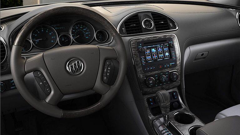 2014 Buick Enclave Interior