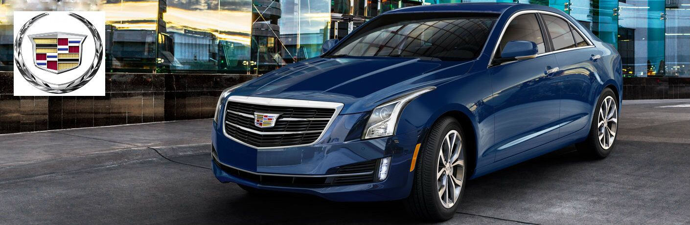 2016 cadillac ats kenosha wi. Black Bedroom Furniture Sets. Home Design Ideas