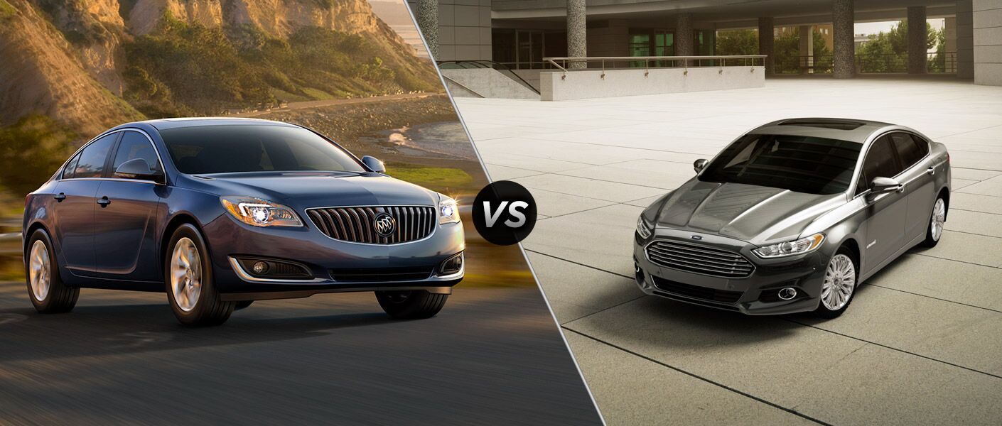 Buick Regal Vs The Ford Fusion - Buick ford