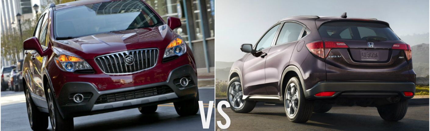 2016 buick encore vs 2016 honda hr v ForBuick Encore Vs Honda Hrv