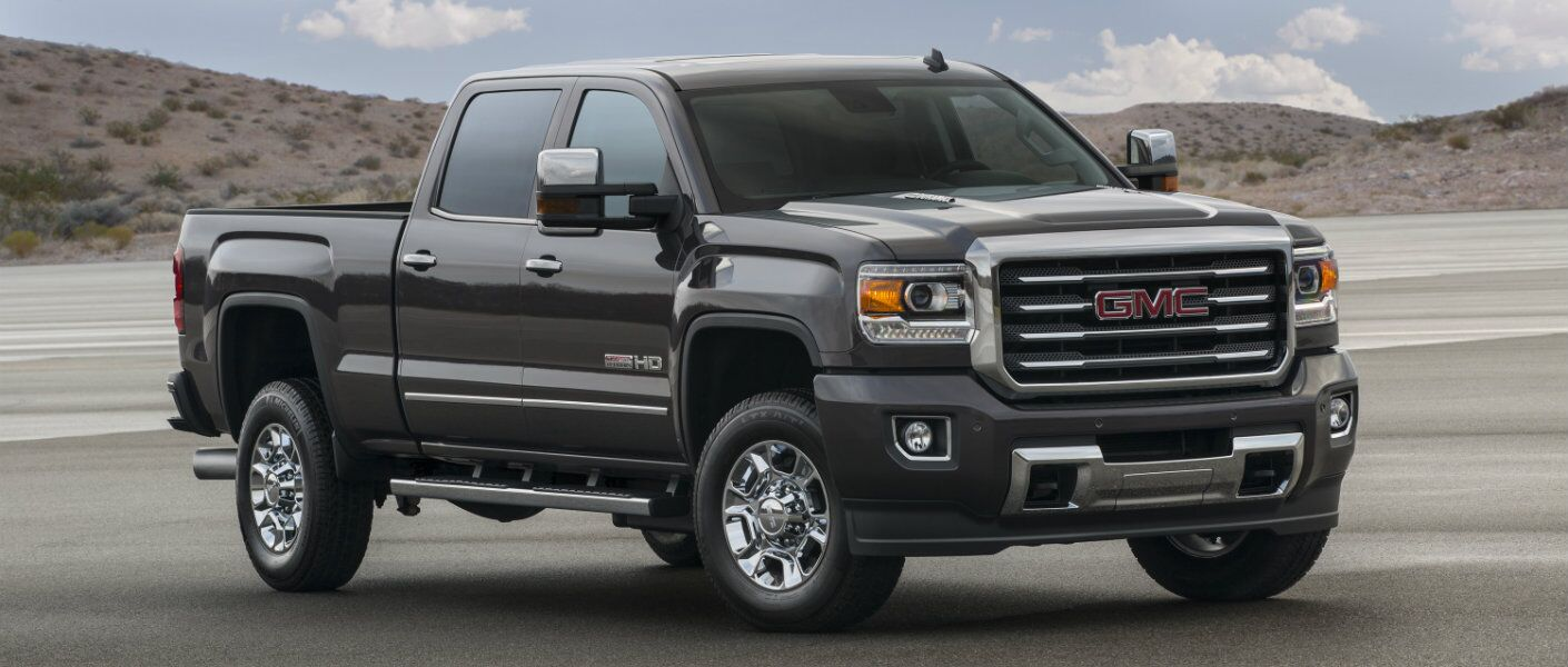 Used GMC Sierra 2500 design