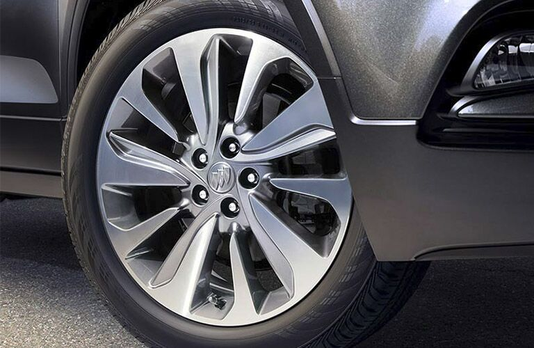2017 Buick Encore Rim Design options