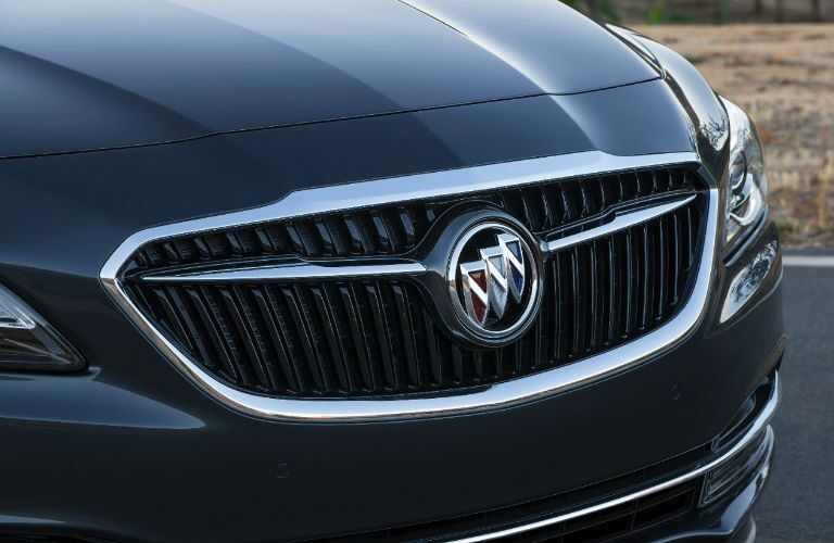 2017 Buick LaCrosse Grille Redesign