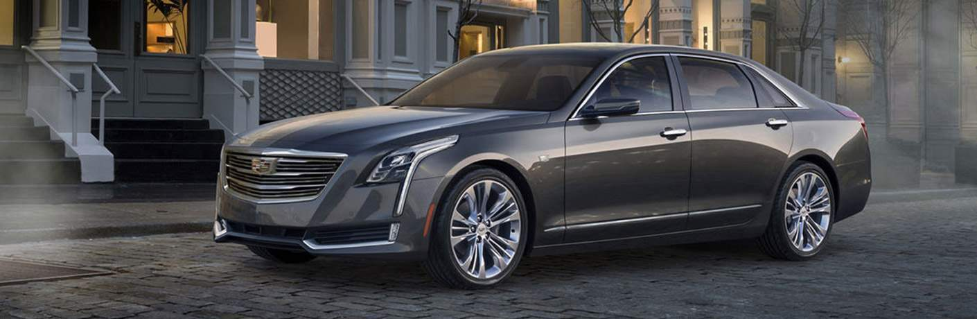 2018 Cadillac CT6 Sedan exterior design