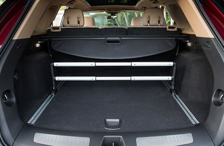 cargo space in 2018 Cadillac XT5