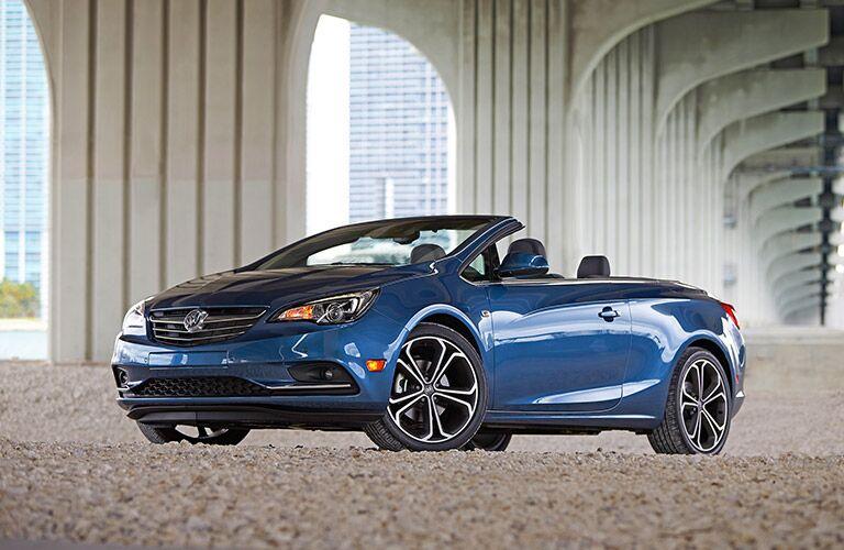 2017 Buick Cascada Blue Exterior