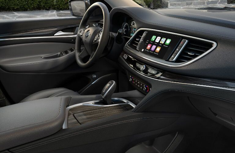 2018 Buick Enclave Interior Technology Features