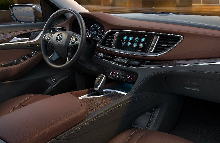 2018 Buick Enclave Avenir Interior Color options