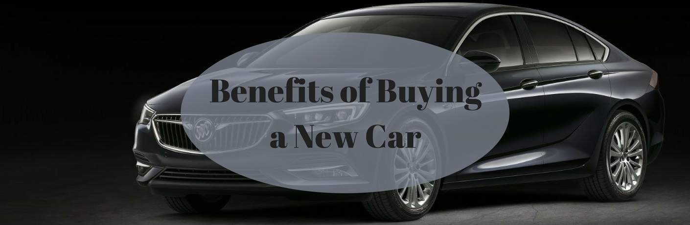 Benefits of Buying a new car Kenosha WI