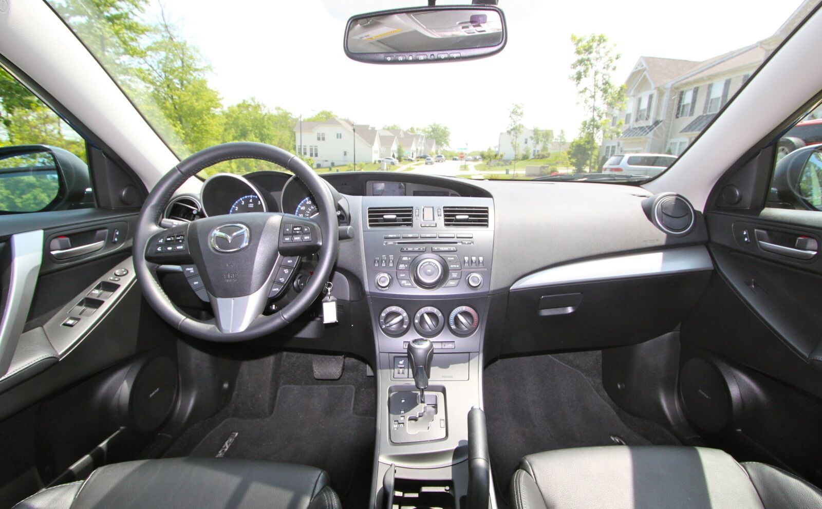 2012 Mazda3 Interior - Used Cars Portsmouth, NH