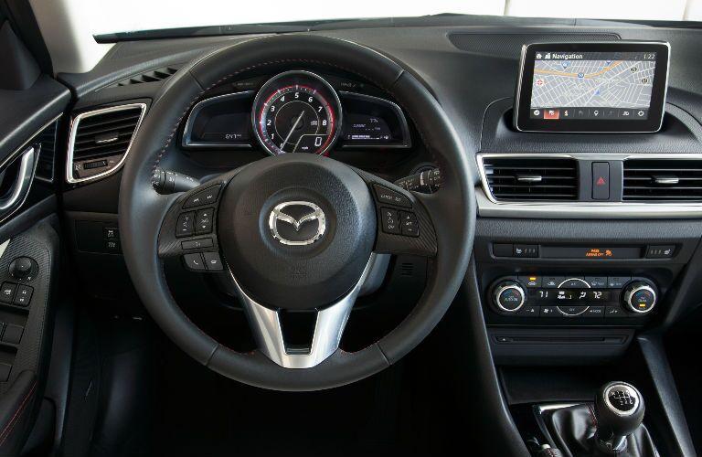 2016 Mazda3 manual transmission