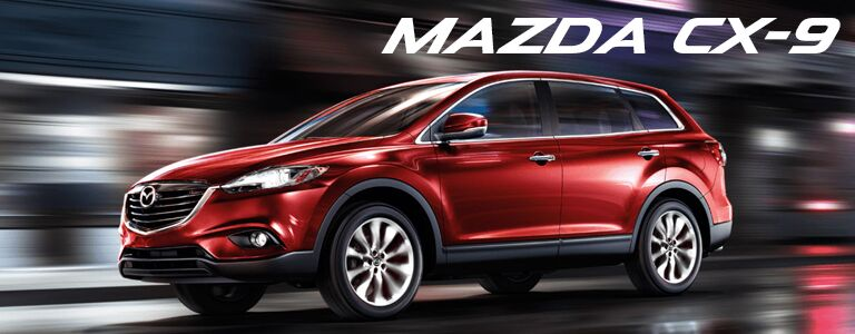 Mazda CX-9 Portsmouth NH