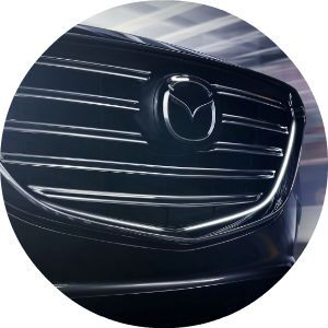 2017 Mazda CX-9 front grille design