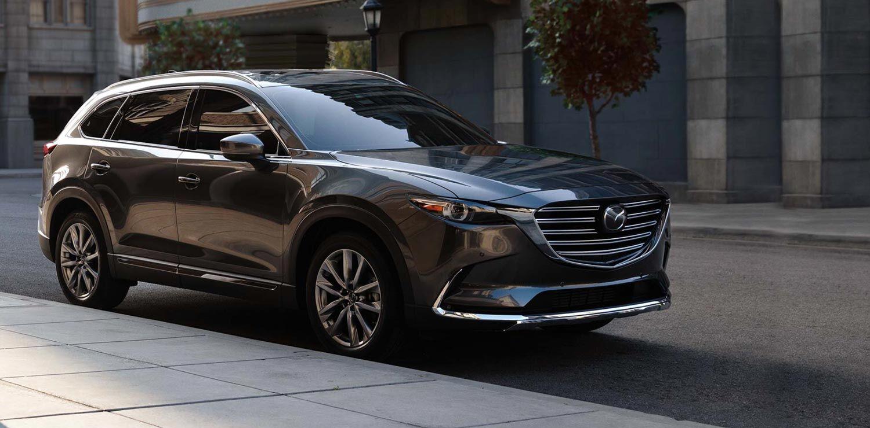 2019 Mazda CX-9 Trim Comparison
