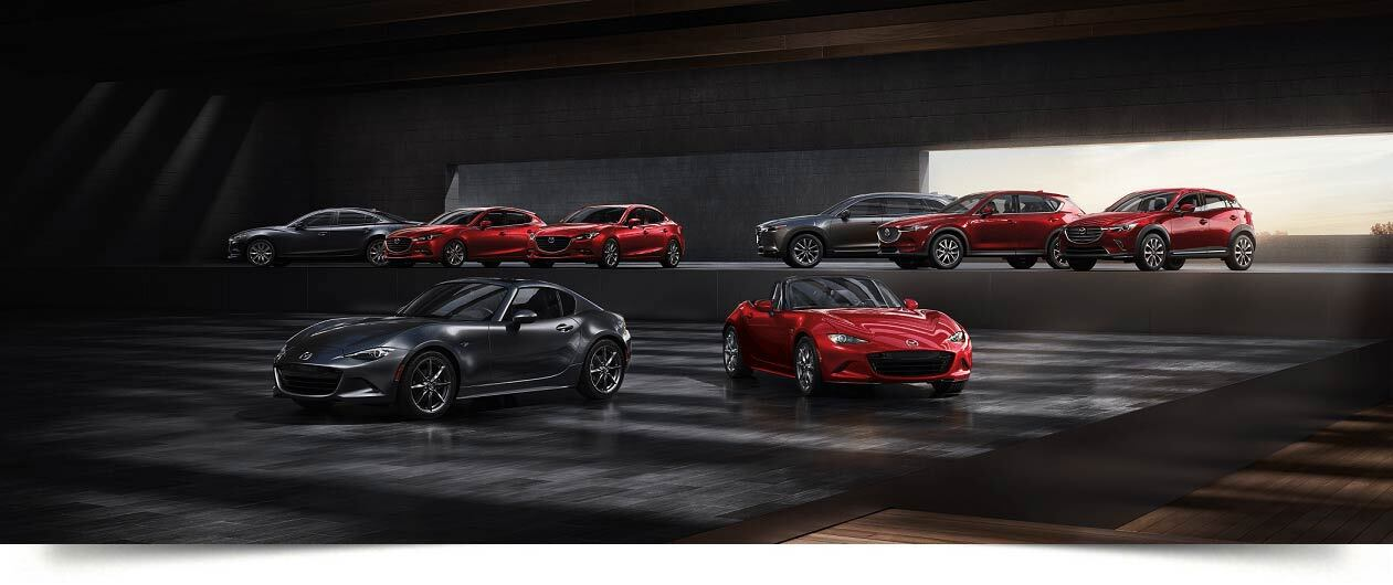 Mazda Lease Vehicles