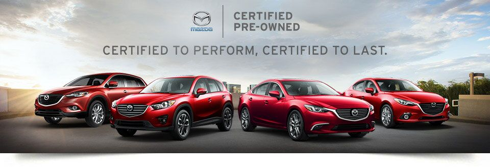 What is Mazda Certified Pre-Owned?