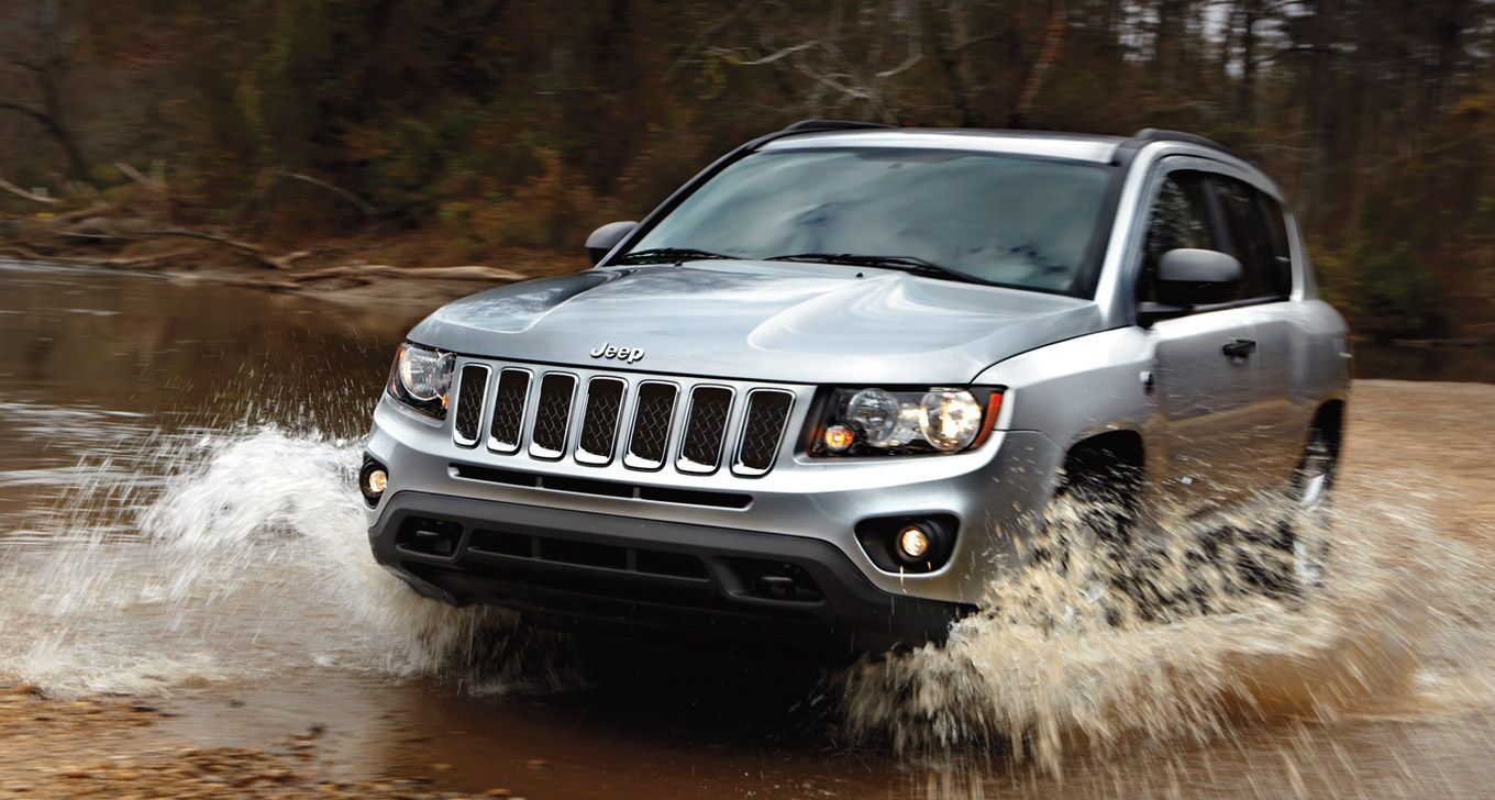underrated capability 2016 jeep compass. Black Bedroom Furniture Sets. Home Design Ideas