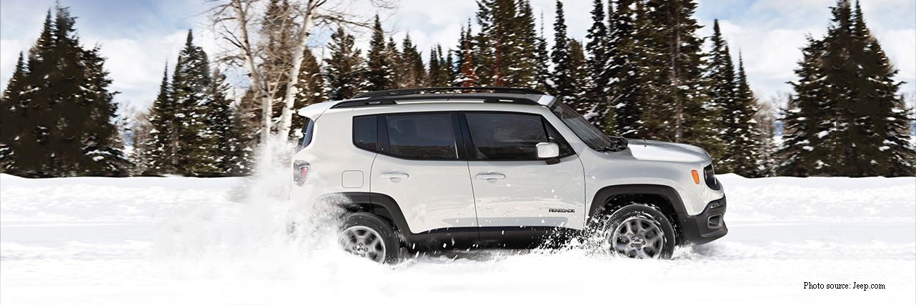 Jeep Renegade performance Kendall Jeep