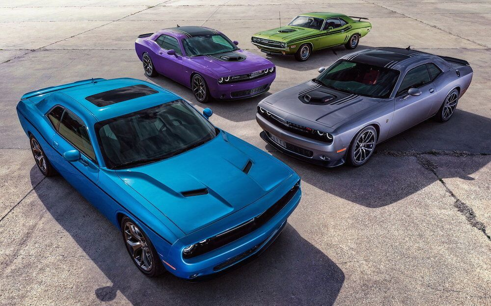 2016 Dodge Challenger: On a Muscle Car Mission