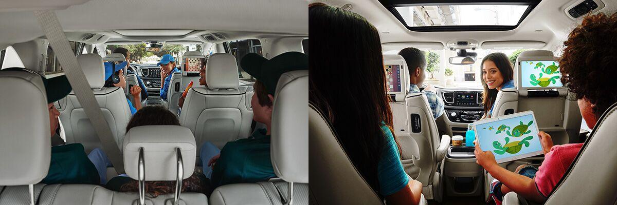 PHEV minivan, Kendall Chrysler