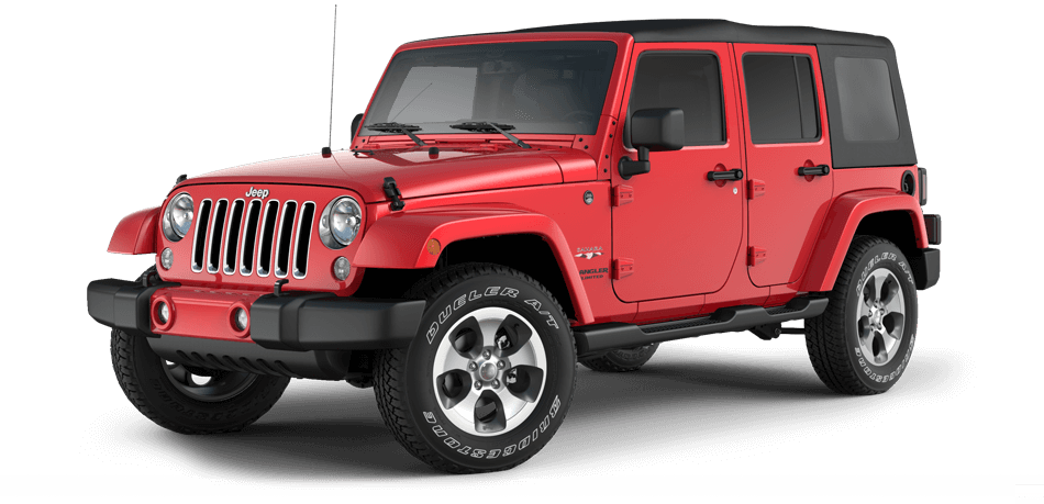 Jeep Wrangler Unlimited at Kendall Jeep