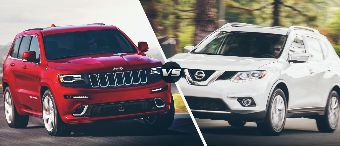 2015 jeep cherokee vs 2015 nissan rogue. Black Bedroom Furniture Sets. Home Design Ideas
